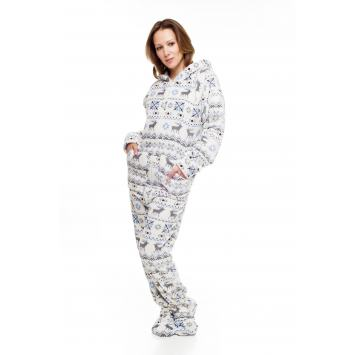 Christmas Kajamaz Footed pajamas onesie