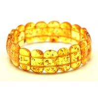 Classic Baltic amber bracelet