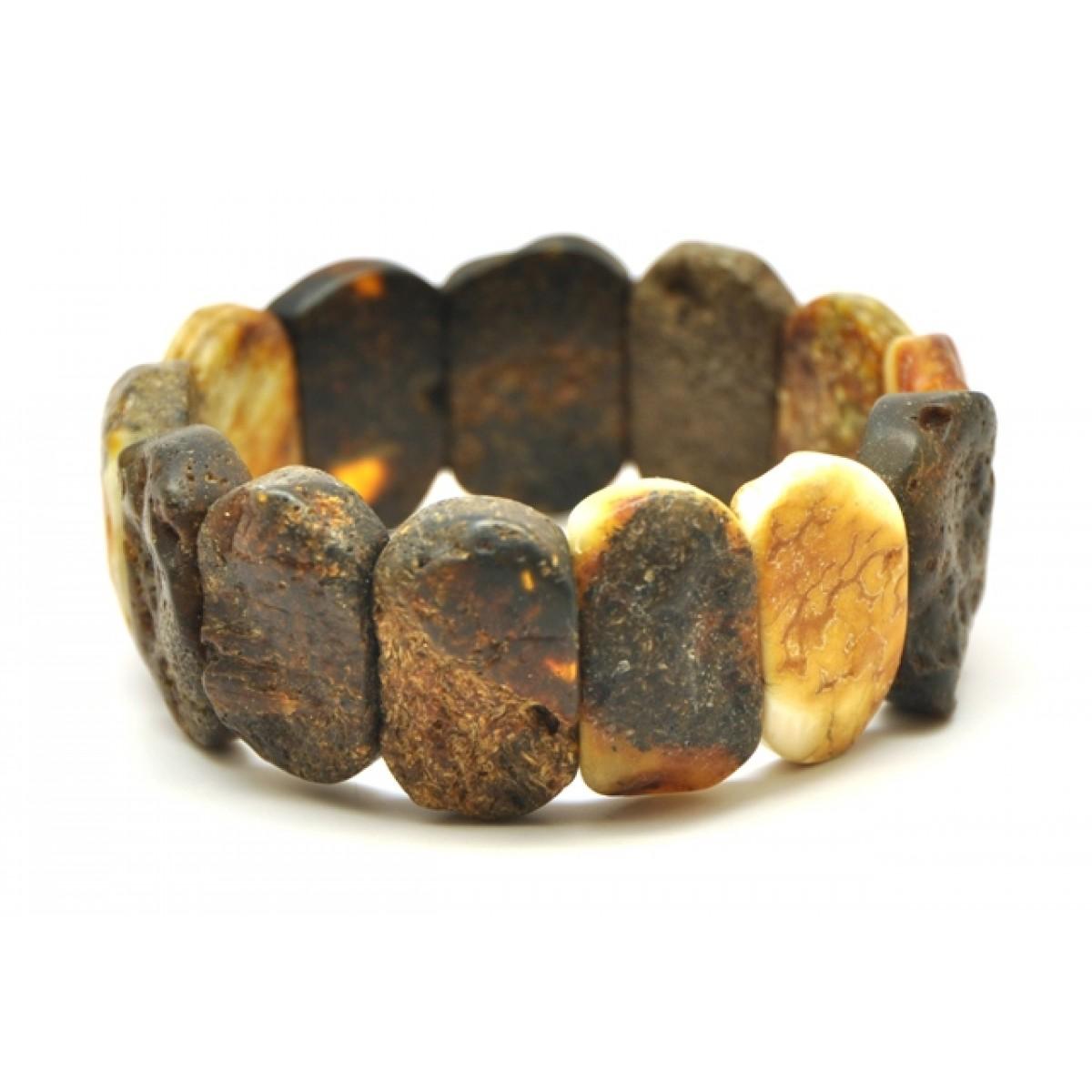 Classic healing Baltic amber bracelet