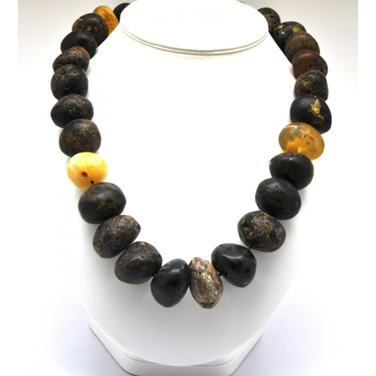 buy gemstone making natural necklace rock round black from online beads mm bracelet stone raw product lava jewelry beaded csja accessory material volcanic a