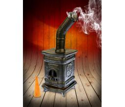 Ceramic stove - incense burner #SK31-B