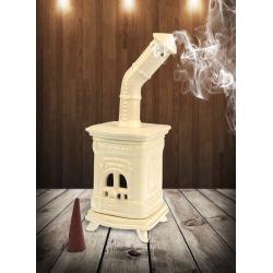 Ceramic stove - incense burner #SK31..