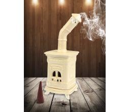 Ceramic stove - incense burner #SK31W