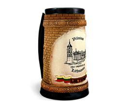 Hand made ceramic mug #37X04