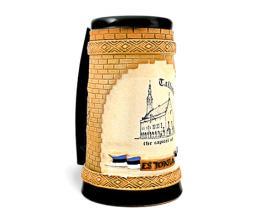 Hand made ceramic mug #37X53