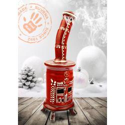 Ceramic stove-incense burner #SK30M-..