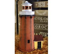 Hand made ceramic lighthouse #145
